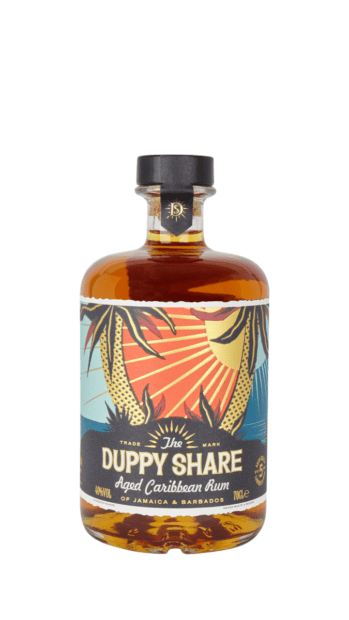 The Duppy Share Aged Rum