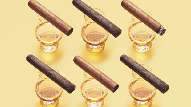 Párování rumů s doutníky pro začátečníky