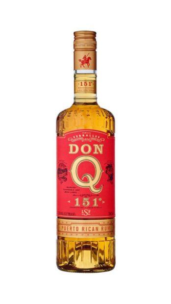 Don Q 151 ° Overproof Rum
