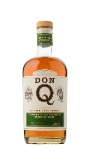 Don Q Double Aged Cask Vermouth Finish