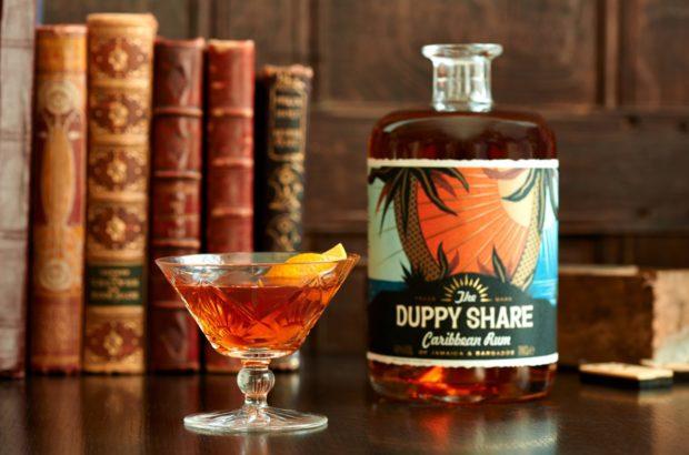 Soutěž o nejlepší fotografii koktejlu z rumu The Duppy Share