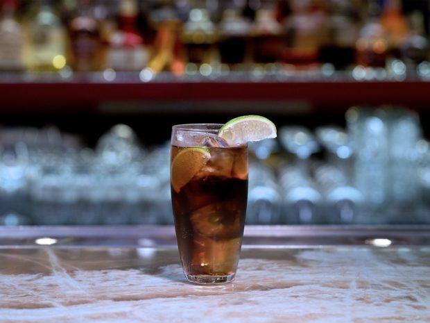 Duppy Share & Coke