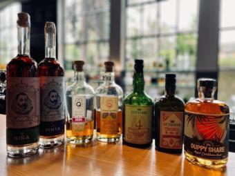 Fenix Drinks Rum Tour