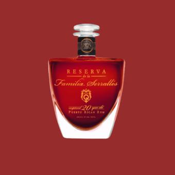 Novinka: Don Q Reserva de la Familia Serralles 20 Year Old Rum