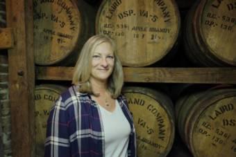 Lisa Laird: Jablka jsou naším osudem