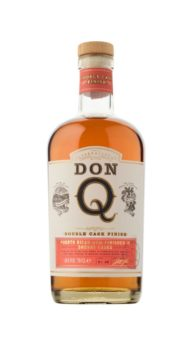 Don Q Double Aged Cask Sherry Finish